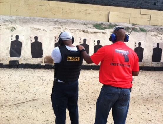 HR 218 Training at Prestigious Investigative Services Upland Calif 91784